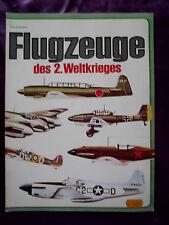 Flugzeuge des 2. Weltkrieges, Kriegsflugzeuge 1939-1945 Heyne Bildpaperback
