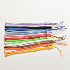 20pcs Mix Colors Mobile Cell Phone Key USB Badge Cords Strap Lariat Lanyard WB