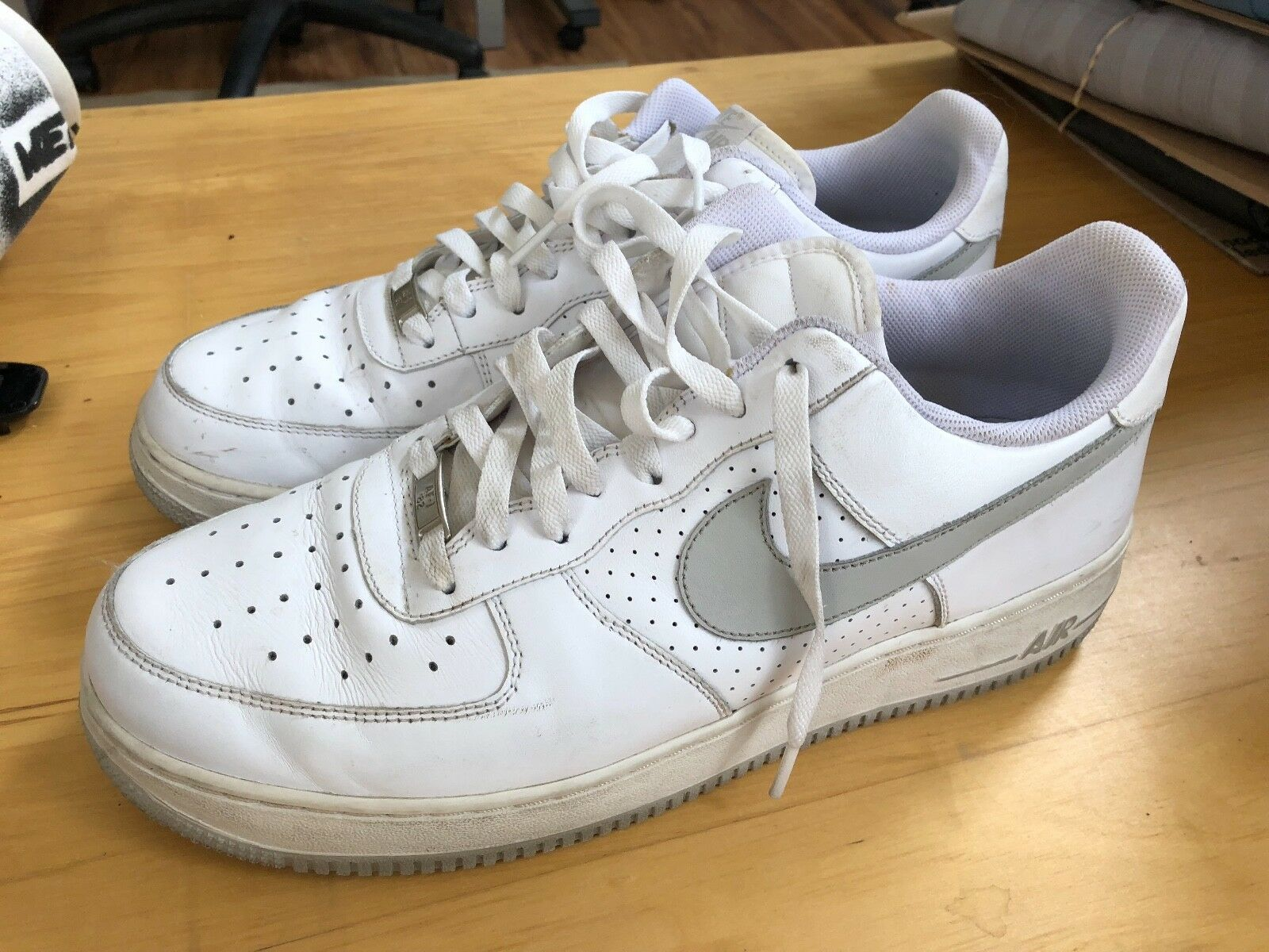 MENS PREOWNED NIKE AF1 '92 SIZE 12  KUC331