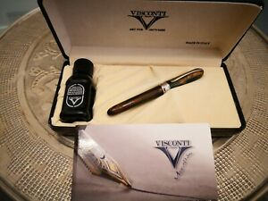 CréAtif Precious Visconti Van Gogh Fountain Pen Medium Nib