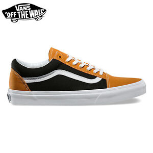 VANS Scarpe UOMO Shoes Old Skool Golden Coast SKATE Originali NUOVE New MENS G