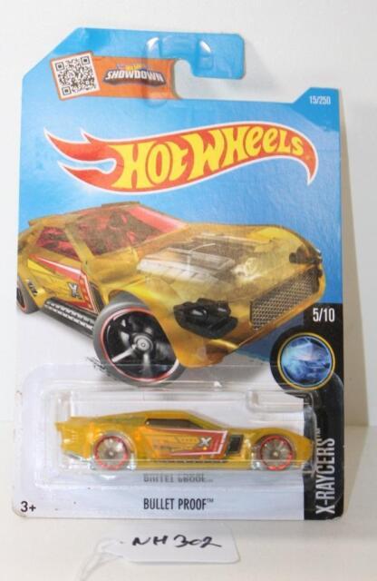 Mattel Hot wheels HW X-Raycers Bullet Proof FNQHobbys NH302