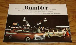1959 American Motors Rambler American Sales Brochure