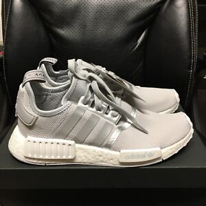 promo code 6d0ab 9c98b Details about Adidas R1 Womens Grey Nmd 7.5