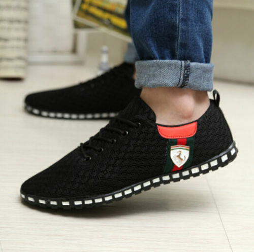 2019 New Fashion England Mens Breathable Recreational Shoes Casual shoes