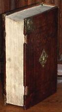 SELTENER WIEGENDRUCK ERKLÄRUNG MESS KANON UNI TÜBINGEN Sacri canonis missae 1499