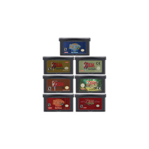 32 Bit Video Game Cartridge Console Card for Nintendo GBA The Legend of Zelda