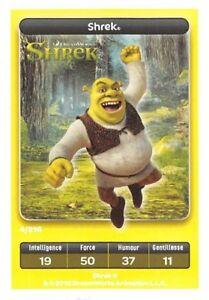 Carte Carrefour Dreamworks.Details About Carrefour Dreamworks Card Shrek Shrek 4 Show Original Title