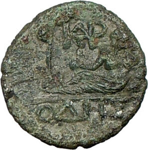 ODESSOS-Thrace-Ancient-Greek-200BC-Coin-GREAT-GOD-Prosperity-Wealth-i16829