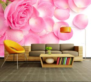 3D bluemen Blütenblätter 667 Tapete Tapeten Mauer Foto Familie Tapete Wandgemälde