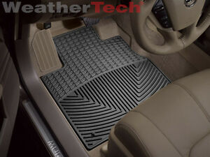Weathertech All Weather Floor Mats For Nissan Murano