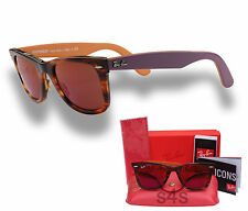 Ray Ban Wayfarer Sunglasses torte_violet_orange_red Espejo 2140 1177 2k 50mm