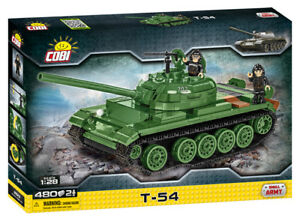 Cobi 2613 - Small Army - T-54 - Neu