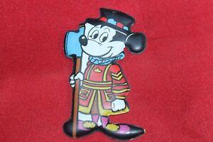 figurina PLASTECO MIO LOCATELLI SERIE WEEK-END A LONDRA numero 1 d8o48u57-08070635-313375325