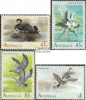 Confident Australia 1237-1240 complete.issue. Unmounted Mint Never Hinged 1991 Birds We Have Won Praise From Customers