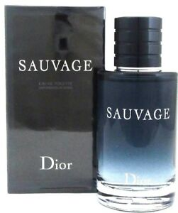 Dior-Sauvage-By-Christian-Dior-3-4-oz-100-ml-EDT-Spray-for-Men-New-In-Box