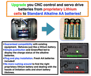 Details about Upgrade to AA Mazak Nexus Relocation Device Lithium Battery  3 0V Fast US Ship!