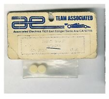 Team Associated VINTAGE 5273 RC500 1/8th DRIVE SHAFT Spacers Old Stock 1pr NOS
