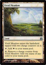 Vivid Meadow x2 MTG COMMANDER 2017