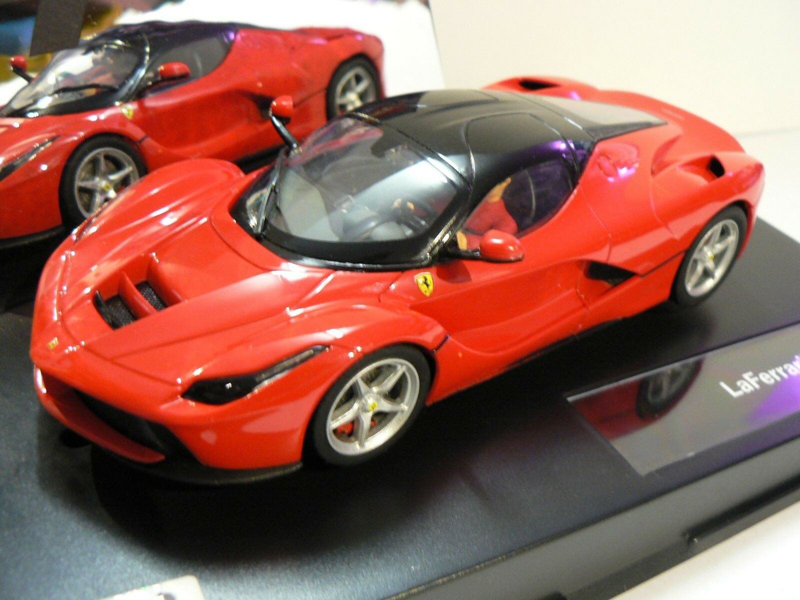 Carrera Evolution Laferrari Red 27446 New
