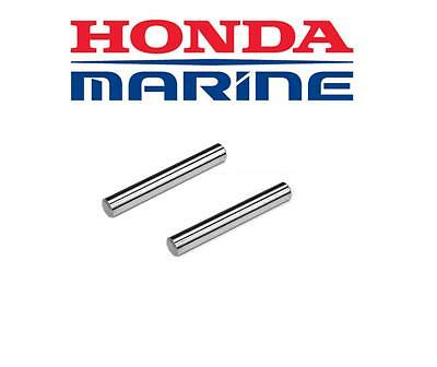 90758-ZV4-000 8//9.9//10//15//20hp Honda Outboard Propeller Split Pins PAIR