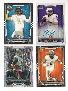 2015-BOWMAN-BEARS-KEVIN-WHITE-BLACK-PARALLEL-ROOKIE-CARD-75