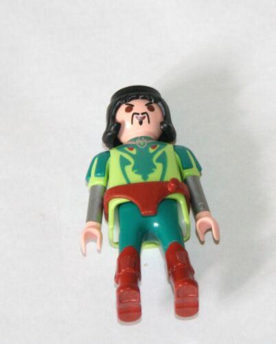 Pièce de rechange Playmobil Donjon du dragon vert 4836