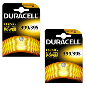 20-x-Duracell-399-395-Watch-Batteries-Silver-1-5v-D399-SR57-V395-SR927SW-S28-610
