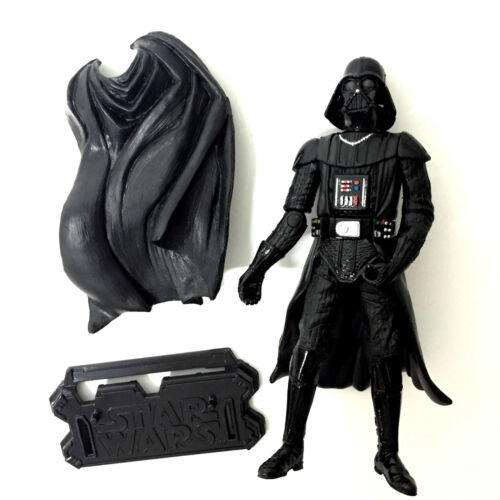 "Hasbro Star Wars Darth Vader Throne Room Duel MOC 2003 3.75/"" Action Figure toy"