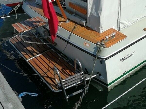 Coronet Oceanfarer 32, Motorbåd, Volvo Penta