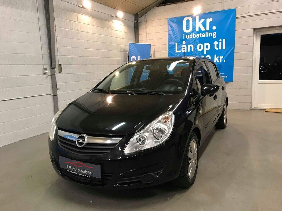 Opel Corsa 1,4 16V Enjoy aut. Benzin aut. Automatgear