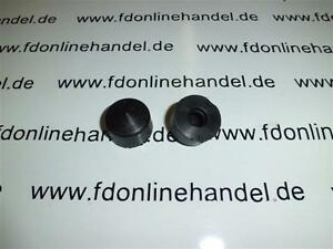 Zuendapp-2x-Gummipuffer-D25-Tank-Rahmen-521-10-140-CX-25-Typ-448