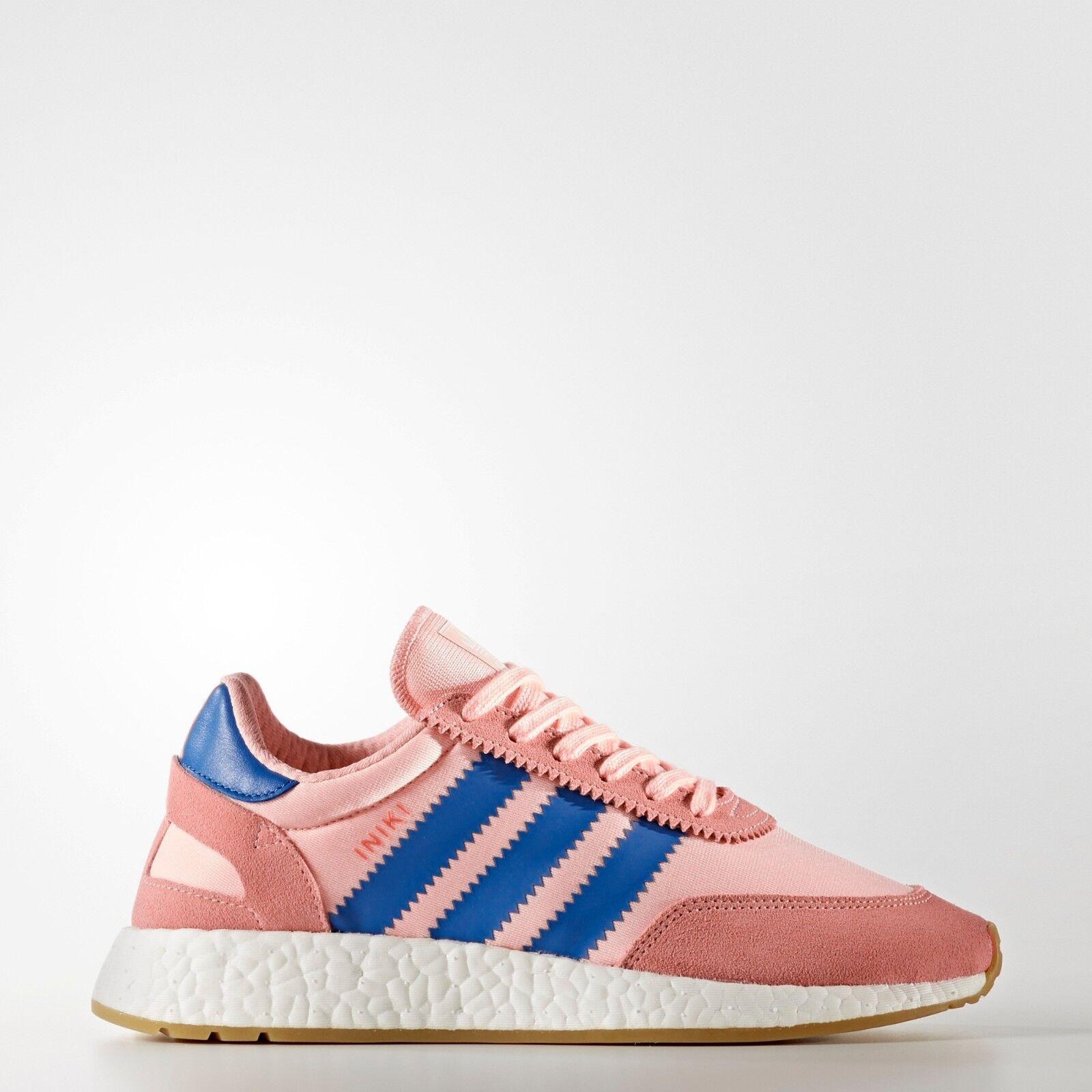 Adidas W INIKI Runner size 9. pink Pink bluee Gum. BB9999. nmd ultra boost pk