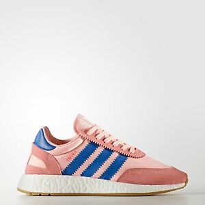 Details about Adidas W INIKI Runner size 9. Rose Pink Blue Gum. BB9999. nmd ultra boost pk