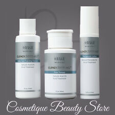 Obagi Clenziderm Acne System New Packaging 3PC KIT *NB* EXP 10/2018