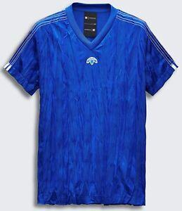 adidas originals blue shirt