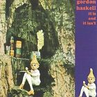 It Is and It Isn't by Gordon Haskell (CD, Mar-2008, Wounded Bird)