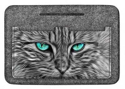 Tasche Organizer Handtaschen-Organizer Taschenorganizer Filz Katze Motiv Cat-B
