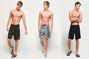 Superdry-Herren-Deep-Water-Boardshorts
