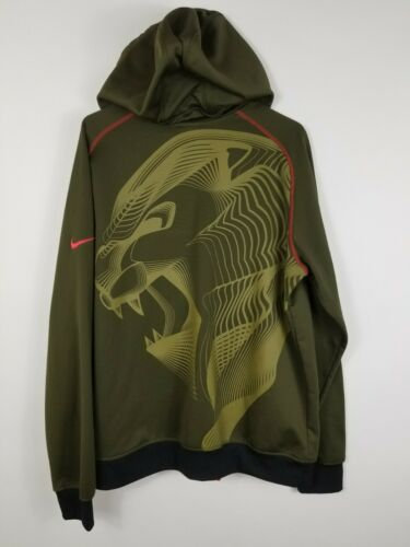 Nike Therma Fit Zipper Jacket Hoody Sweater Lebron