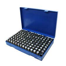 125 Pc M3 501 625 Steel Plug Pin Gage Set Minus Pin Gauges Metal Gage Gauges