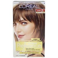 Defying Color 6am Light Amber Brown Warmer L'oreal Paris Unisex 1 Application on sale