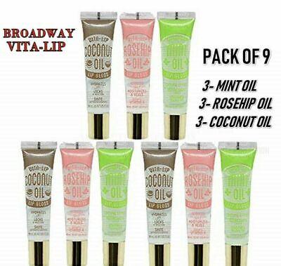 3 Pack of Broadway Lipgloss