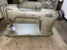 Consew Model 220 Industrial Sewing Machine Co Commercial Heavy Duty Head Only