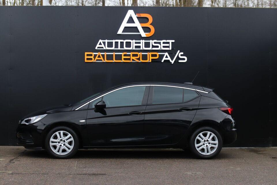 Opel Astra 1,0 T 105 Enjoy Benzin modelår 2018 km 21000