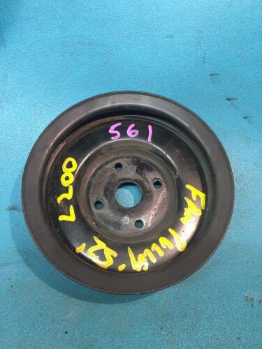 MITSUBISHI L200 K74 POMPA ACQUA PULEGGIA PULEGGIA Ventilatore 2.5 4D56 2001-2006