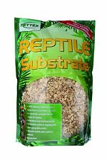 Pettex Reptile Substrate Orchid Bark Spiders Mantis Reptile Bedding 10L