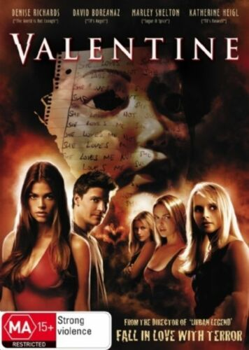1 of 1 - Valentine (DVD, 2007)