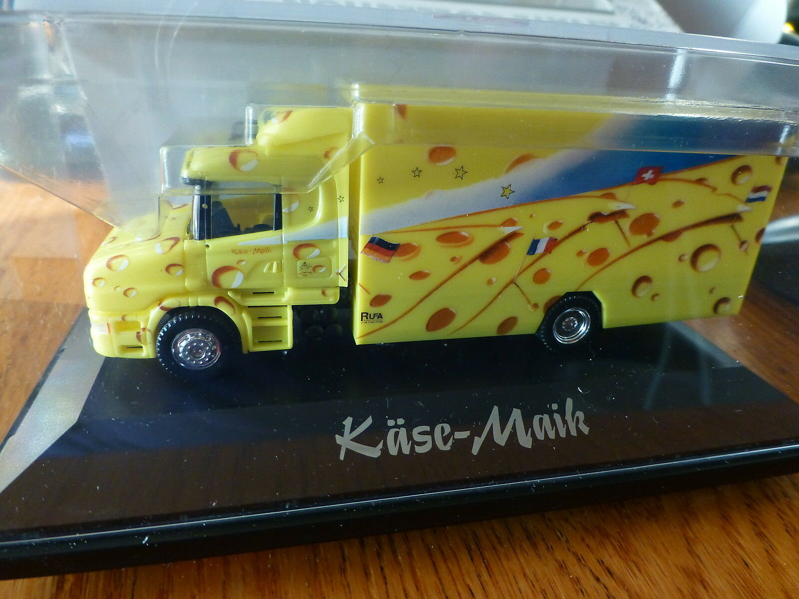 Herpa HO  145992 Private Collection -- Conv. Scania Kase Maik