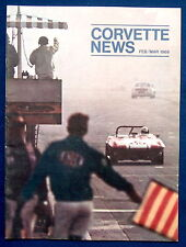 Prospekt brochure Corvette News Feb / Mar 1969 (USA)
